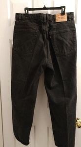 Levi Strauss 550 Relaxed Fit Jeans  40 x 30